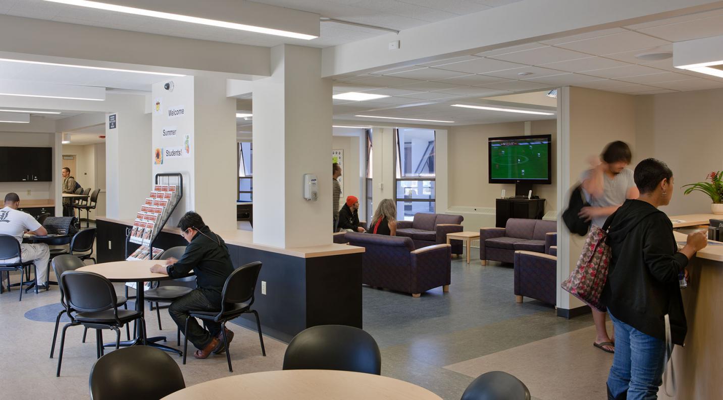 College Of San Mateo Design Build Modernizations